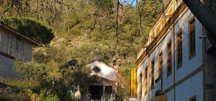 Caldas de Monchique, Spa Resort in Monchique