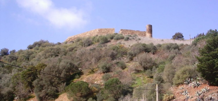 The legend of Mareares, How The Castle of Aljezur Was Conquest by the Christians