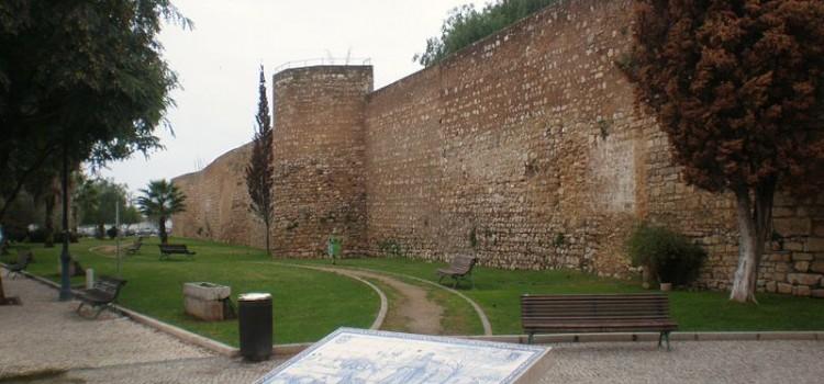 Walls of Faro