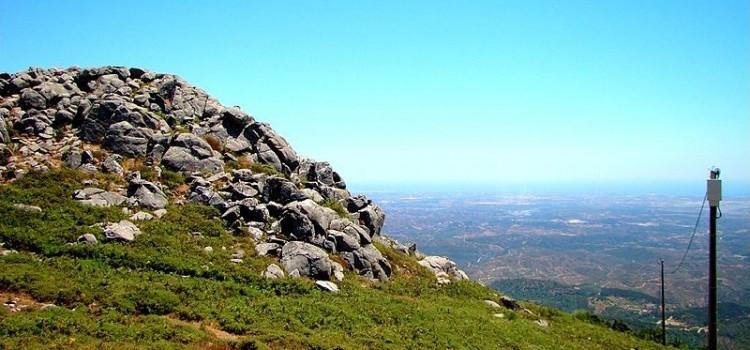 Serra de Monchique, Mountain Range