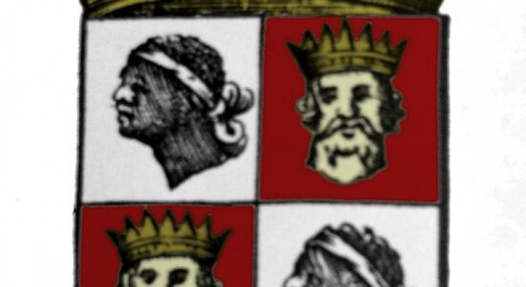 Algarve Municipal Coats of Arms, The Head of the Moorish king and the Christian king