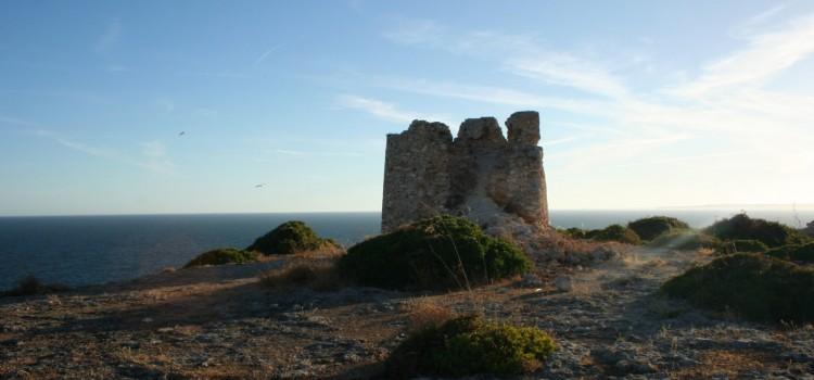 Lapa Tower, Torre da Lapa, in Ferragudo – Lagoa