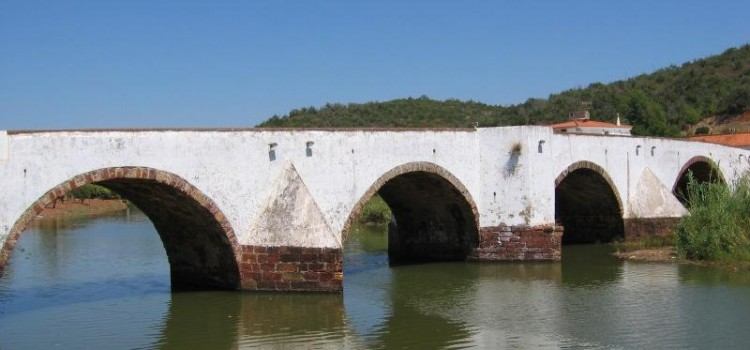 Ponte Velha, Old Bridge in Silves
