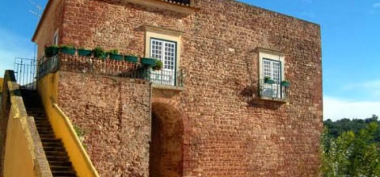 Torreão das Portas da Cidade, Almedina Doors, in Silves