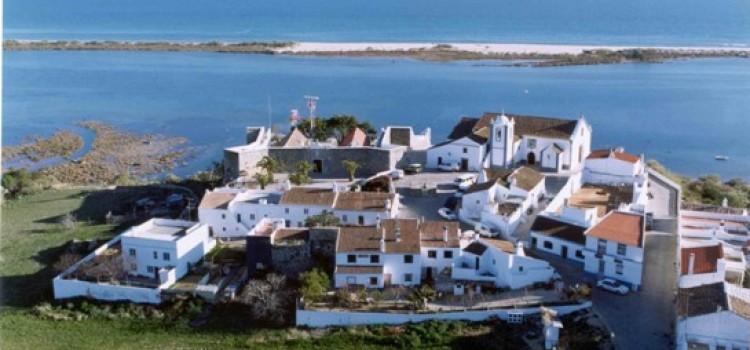 Cacela Velha Village, in Vila Real de Santo António
